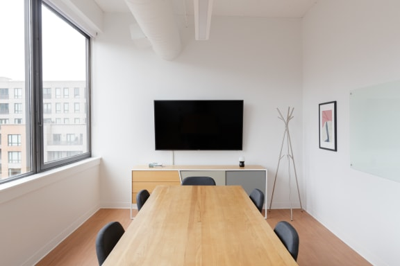 Office space fully furnished and equipped located at 225 Friend Street, #805-2, West End.