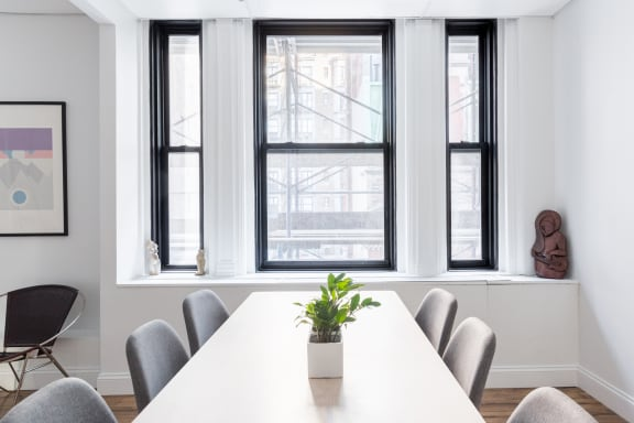Office space fully furnished and equipped located at 276 Fifth Avenue, #704-D, Flatiron/Union Square.