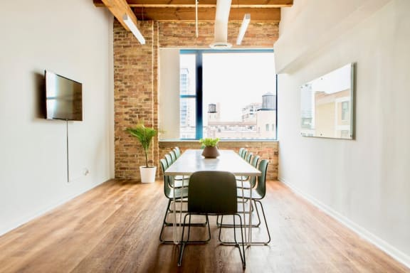 Office space fully furnished and equipped located at 308 W. Erie, #705-2, River North.