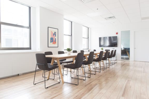 Office space fully furnished and equipped located at 50 Congress Street, #1022, Downtown.