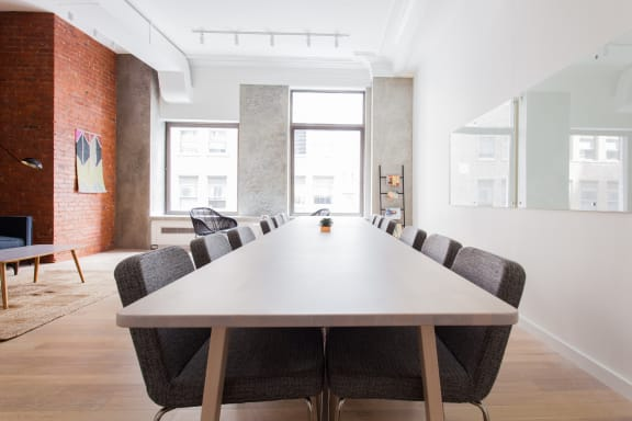 Office space fully furnished and equipped located at 576 Fifth Avenue, #307, Midtown.
