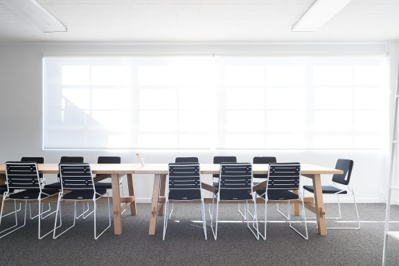 Workspace fully furnished and equipped located at 647 7th St., SF Bay Area.