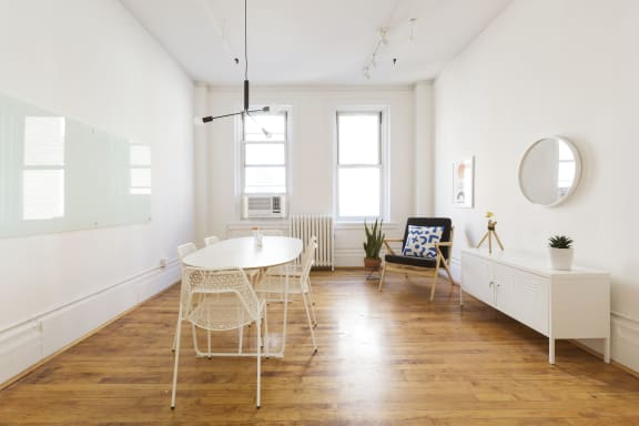 Office space fully furnished and equipped located at 648 Broadway, #1003, Soho.