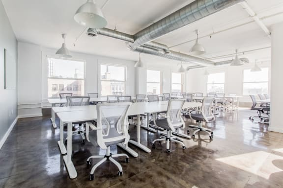 Office space fully furnished and equipped located at 724 S. Spring St., #1404, Downtown.