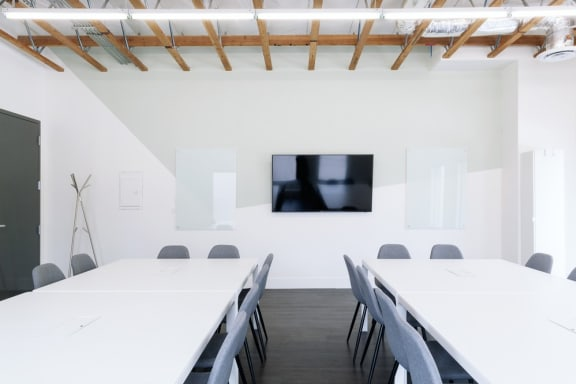 Office space fully furnished and equipped located at 7561 Sunset Blvd., #203, Hollywood.