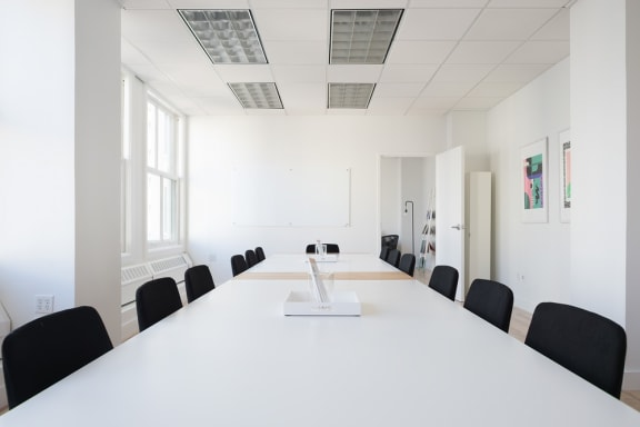 Workspace fully furnished and equipped located at 785 Market St., #920, SF Bay Area.