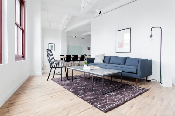 Office space fully furnished and equipped located at 853 Broadway, #1220, Union Square.