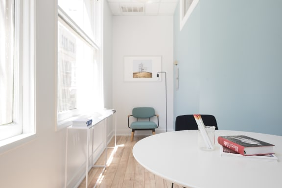 Workspace fully furnished and equipped located at 9 Kearny St., #2, SF Bay Area.