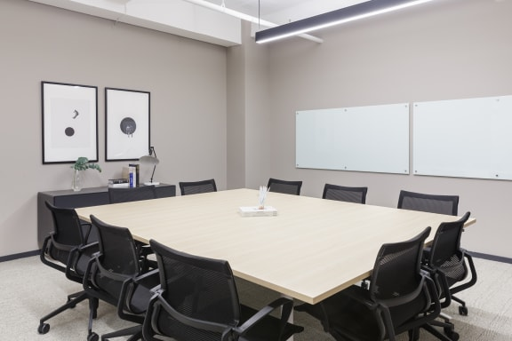 Workspace fully furnished and equipped located at 322 8th Ave, #2, New York City.
