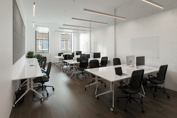 Office space fully furnished and equipped located at 450 Broadway, #400, New York City.
