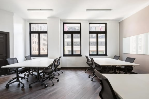 Office space fully furnished and equipped located at 244 California St, #200, SF Bay Area.