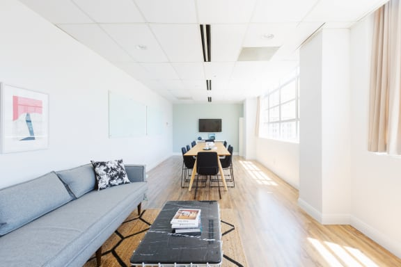 Workspace fully furnished and equipped located at 274 Brannan St., #401, SF Bay Area.