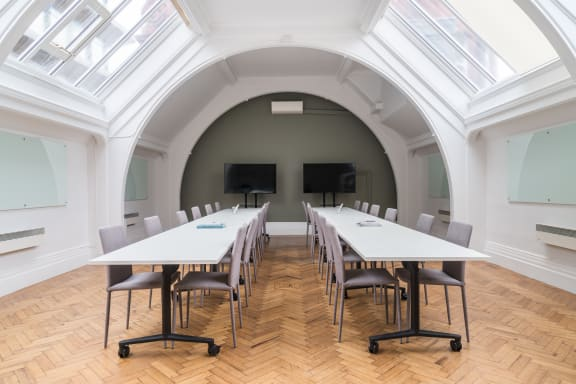 Office space fully furnished and equipped located at Staple Inn Buildings South, Chancery Lane, Chancery Lane.