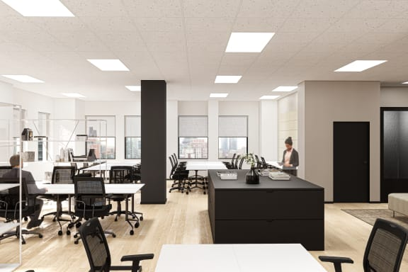 Rent Office Spaces In Toronto Breather Month To Month Offices