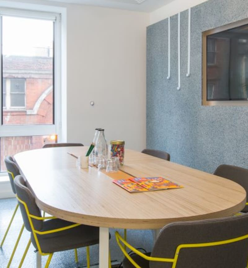 2 Angel Square, London, Room MR 07, #MR 07, 2 Angel Square, Torrens Street, Room MR 07