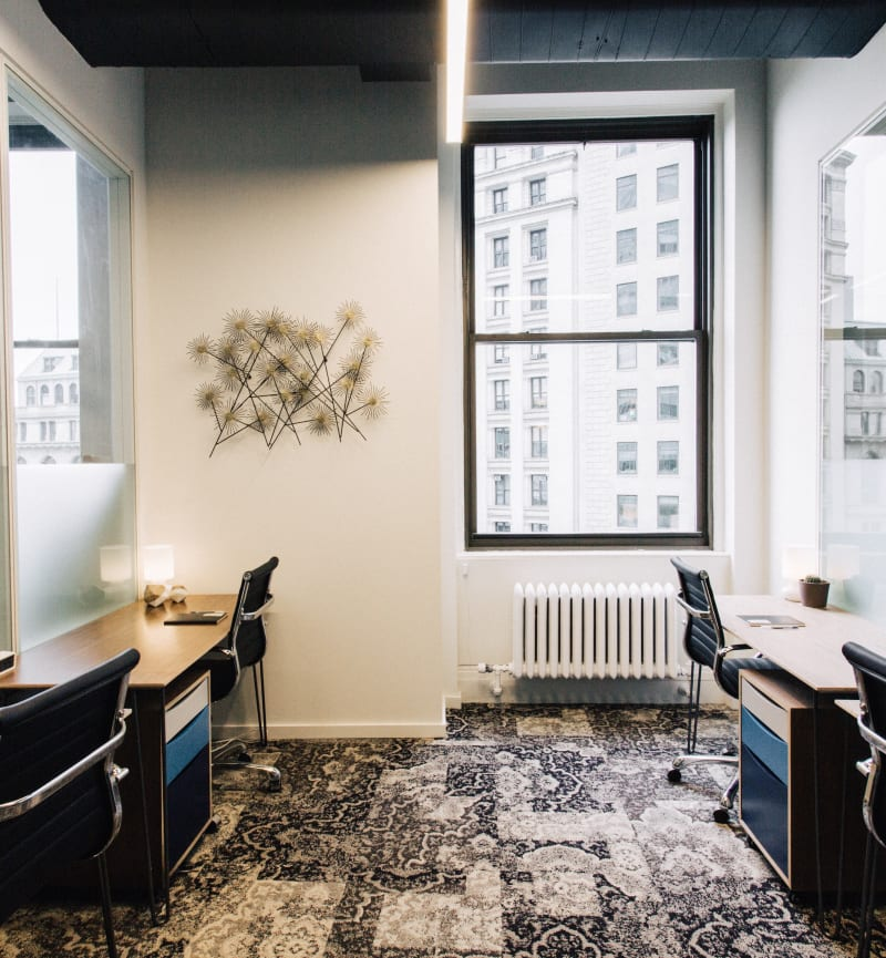 26 Broadway, 8th Floor, Room 4 Person Office