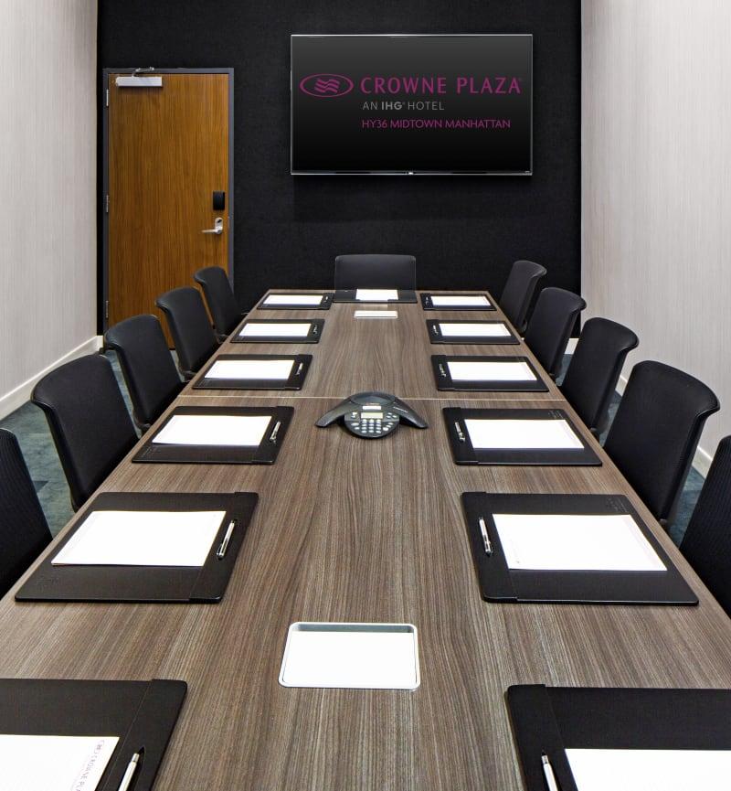 320 West 36th Street, 4th Floor, Room The Midtown Meeting Room