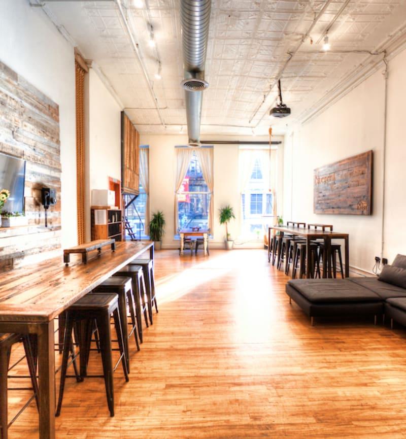 447 Broadway, 2nd Floor, Room Event Space