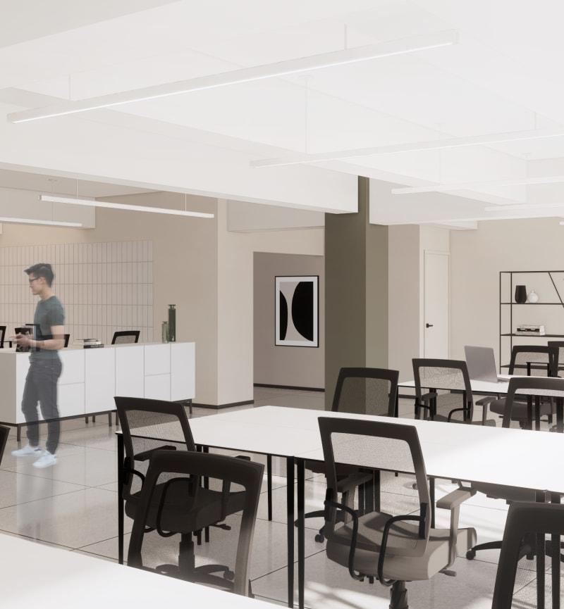 Coming Soon: 58 W 40th Street, Mezzanine Floor