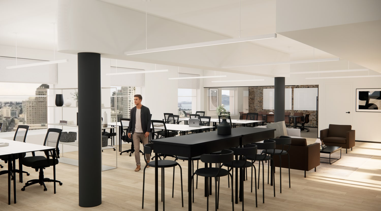 Coming Soon: 111 New Montgomery St., 2nd Floor, Suite 200