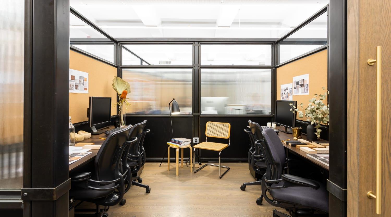 135 Madison Avenue, 8th Floor, Room Office #1 (4 people)