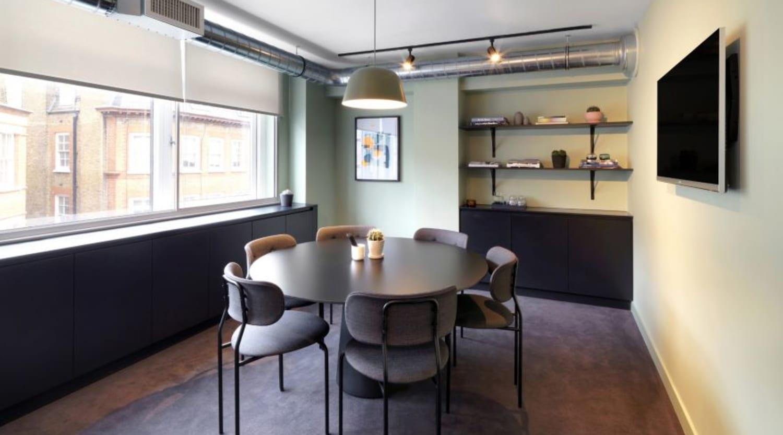 151 Wardour Street, Room MR 01