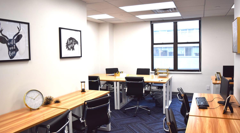 211 East 43rd Street, 7th Floor, Room Office #706