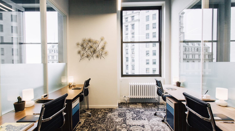 26 Broadway, 3rd Floor, Room 4 Person Office