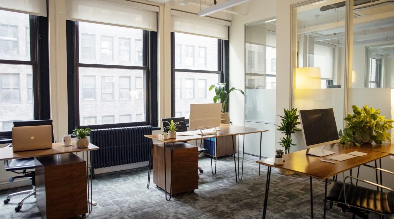 26 Broadway, 3rd Floor, Room 5 Person Office