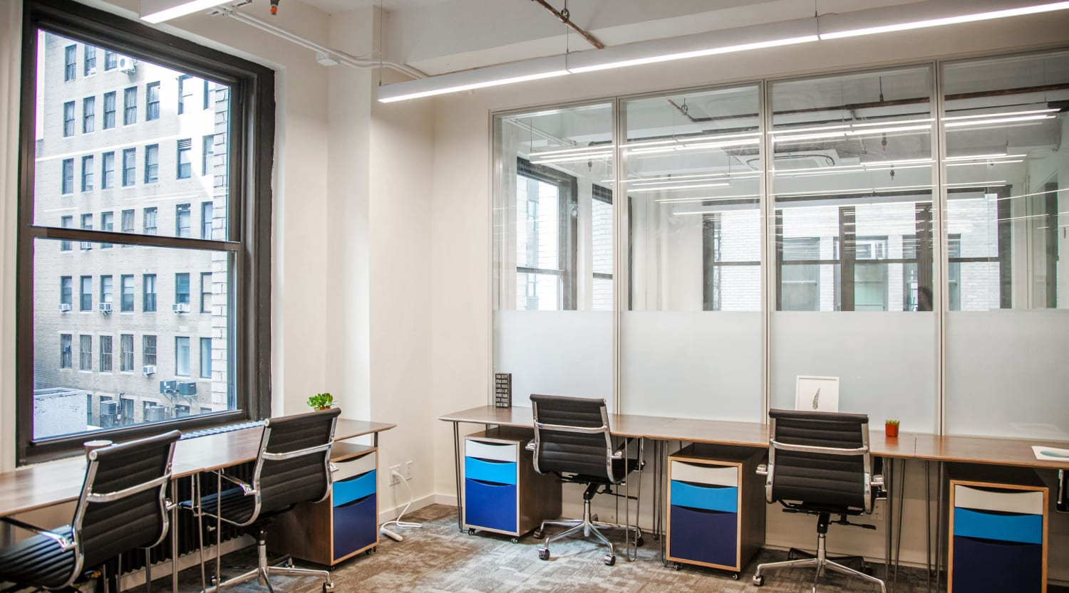 26 Broadway, 8th Floor, Room 8 Person Office