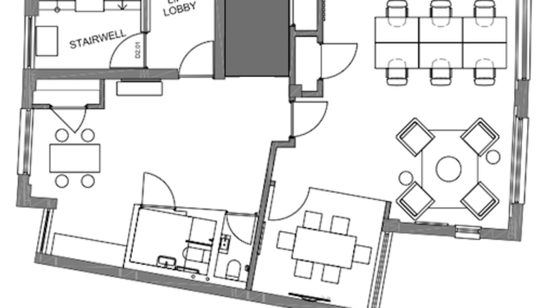 27 Provost Street, Shoreditch, #2, 27 Provost Street, Shoreditch, 2nd Floor, Room 2