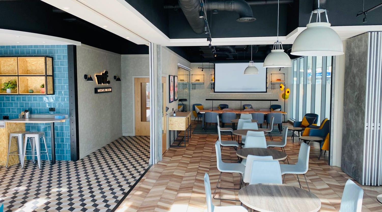 5 Cavell Street, Ground Floor, Room Whitechapel Think Factory