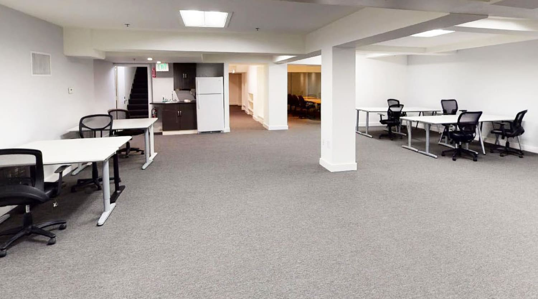 649 Front Street, Basement Floor