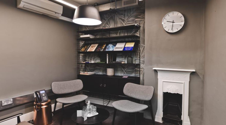 7 Pancras Square, Room SB.G Reading room
