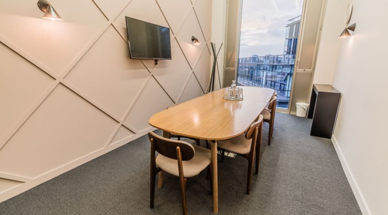 1 Pancras Square, Room MR 02