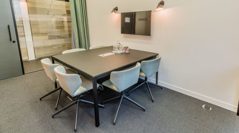1 Pancras Square, Room MR 04
