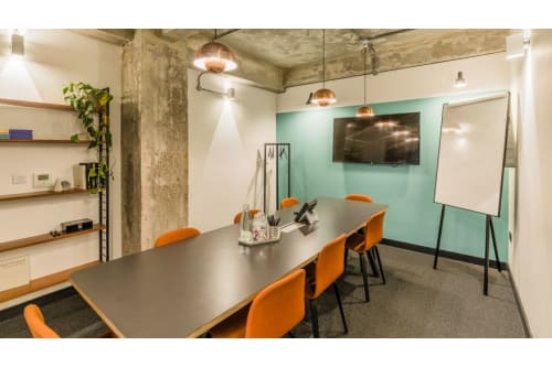 Office space located at 1-4 Singer Street, Room MR 02 , #1