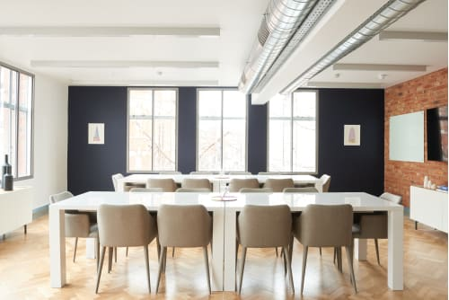 Office space located at 1 Charlotte Street, Fitzrovia, 2nd Floor, #1