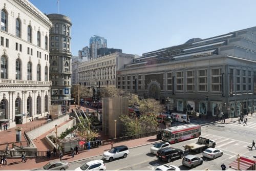Office space located at 1 Hallidie Plaza, 3rd Floor, Suite 305, #7