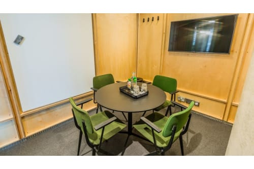 Office space located at 1 Old Street Yard, Room MR 02, #2