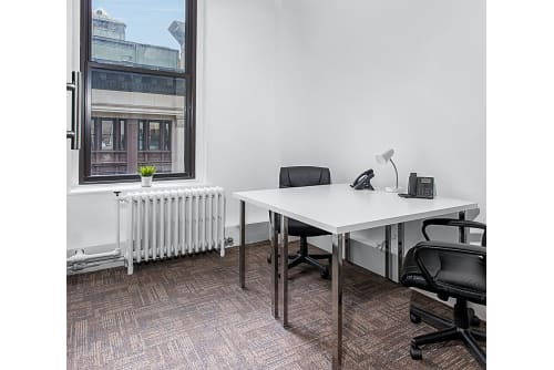 Office space located at 10 E 39th Street, 12th Floor, Suite 1-3, Room Office 1, #1