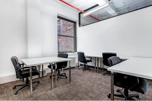 Office space located at 10 E 39th Street, 12th Floor, Suite 16, Room Office 16, #1