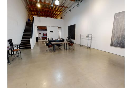 Office space located at 1052 South Olive Street, 1st Floor, #1