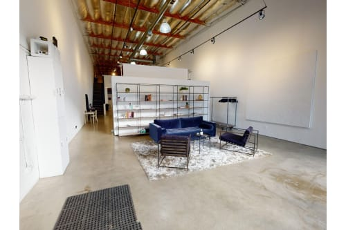 Office space located at 1052 South Olive Street, 1st Floor, #2