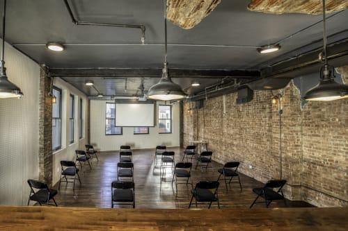 Office space located at 1178 Broadway, 4th Floor, Suite The Industrial, #4