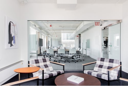 Office space located at 121 W. Wacker, 29th Floor, Suite 1, #4