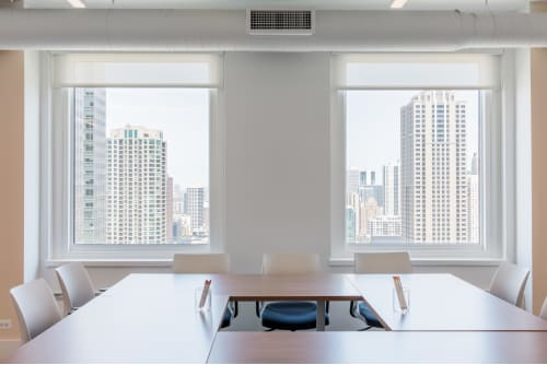 Office space located at 121 W. Wacker, 29th Floor, Suite 1, #7