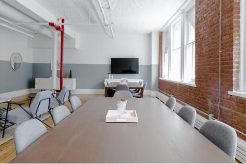 Office space located at 122 Hudson, 5th Floor, Suite 1, #2