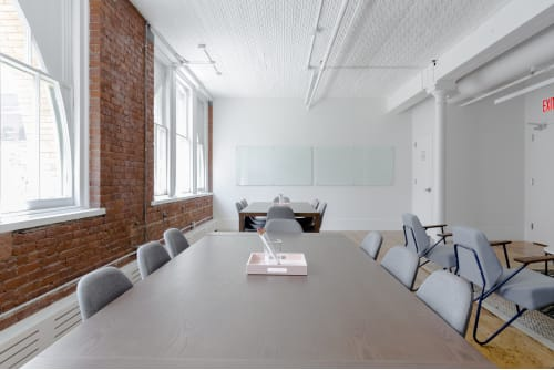 Office space located at 122 Hudson, 5th Floor, Suite 1, #3