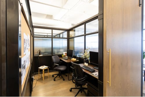 Office space located at 135 Madison Avenue, 8th Floor, Room Office #11 (2 people), #1